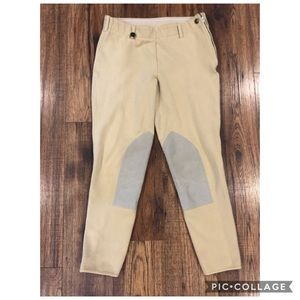 On Course Equestrian 26R Riding breeches pants